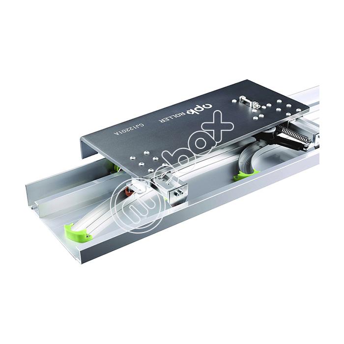 Компланарная система от Мебакс - производителя фурнитуры для шкафов-купе