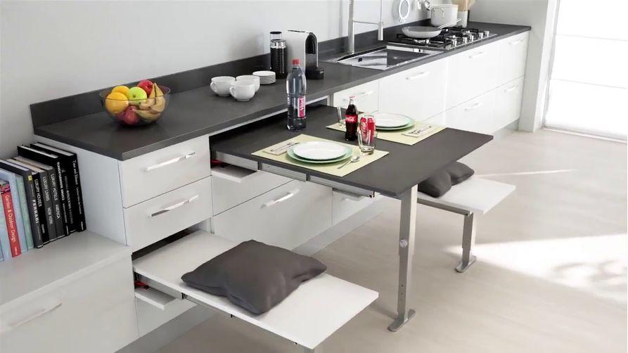 Обзор механизмов-трансформеров для кухни
