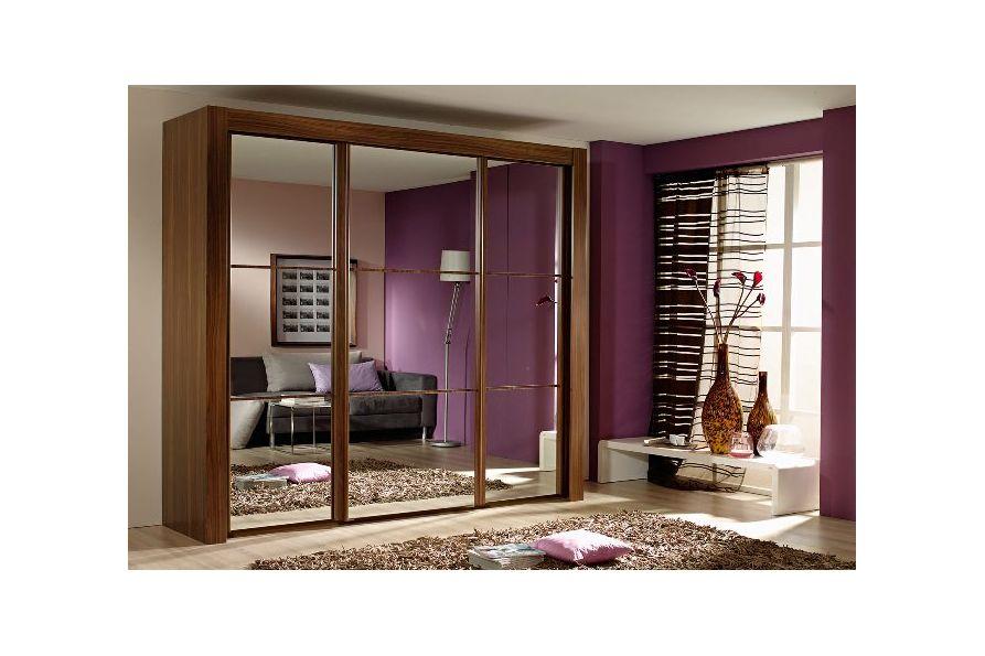 Наполнение дверей шкафов-купе: ДСП, МДФ, зеркало и стекло