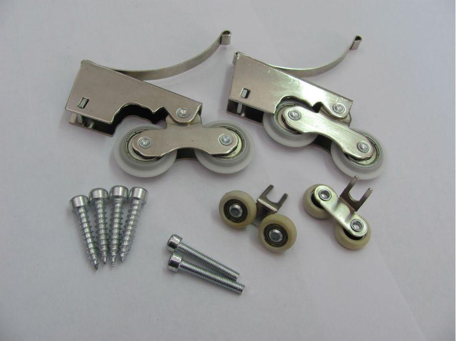 Фурнитура, необходимая для установки двери-купе - Мебакс