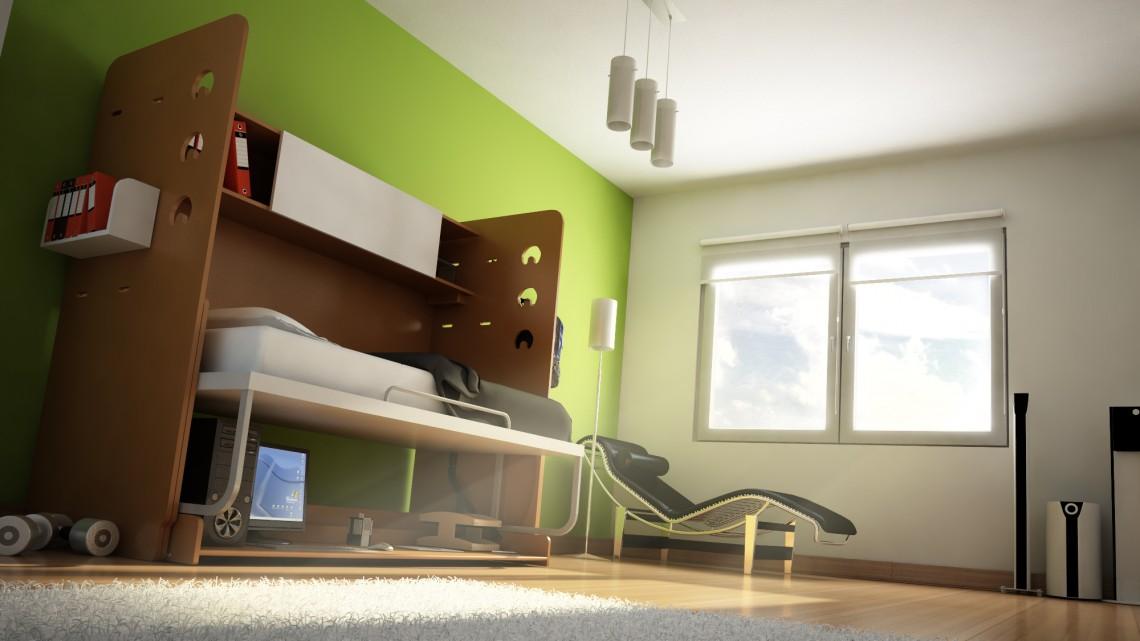 Механизм-трансформер University (M01) от поставщика комплектующих для мебели - Mebax